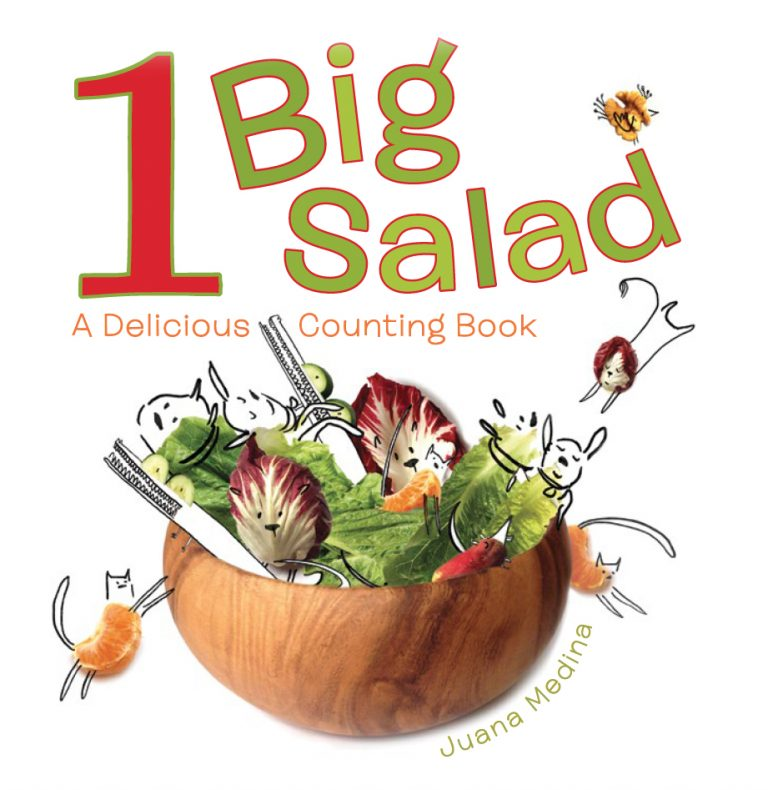 1 Big Salad Cover