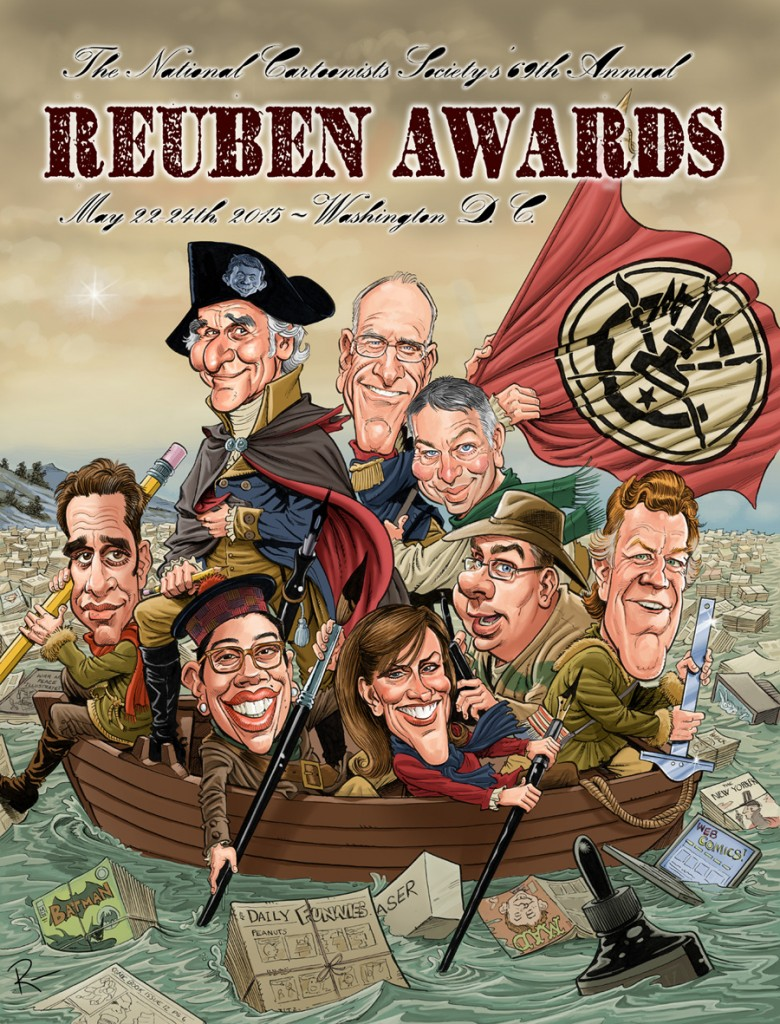 2015 Reuben cover Art