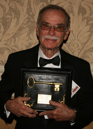 Stan Goldberg in 2012
