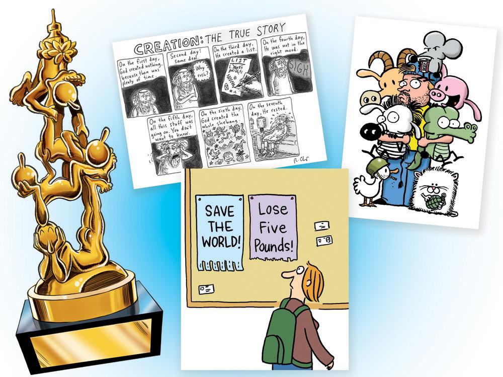 reuben award nom 2014